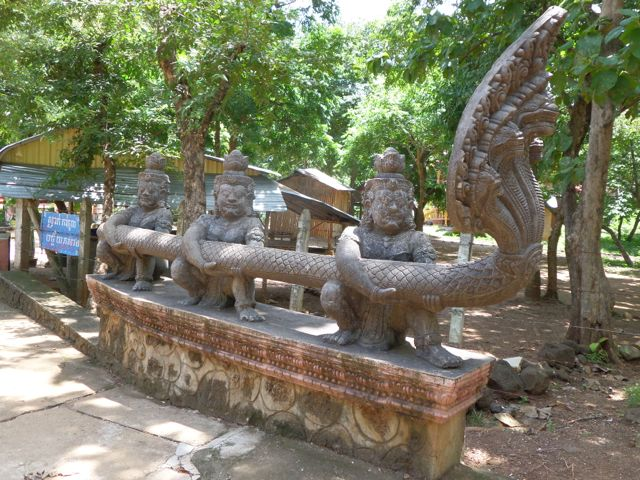 Viaje a Camboya de Angel e isabel