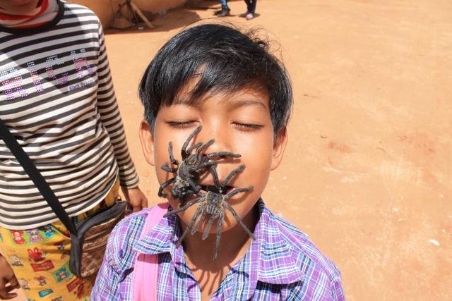 Viaje de Marta en Camboya