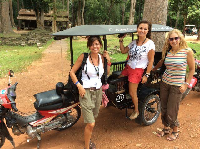Isa en Camboya