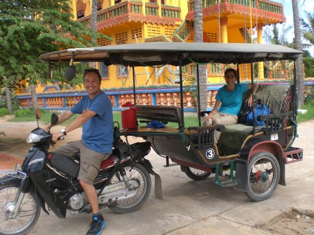 Rob y Ana estuvieron en Camboya con Camboya increíble