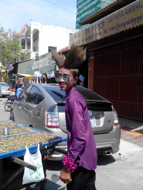 El mejor vendedor de Leas de Phnom Penh
