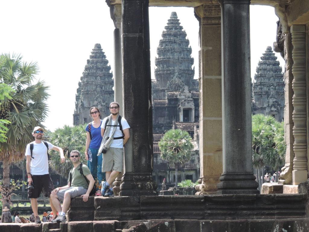 Angkor Wat. Viaje de lujo en Camboya.