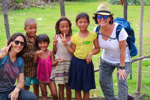 Cristina y Ariadna; Camboya, un viaje que no te deja indiferente.