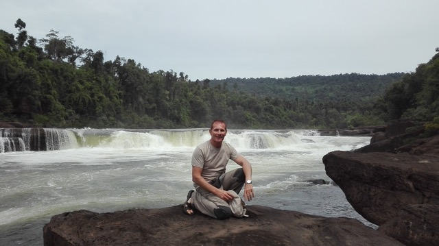 Jose en Camboya