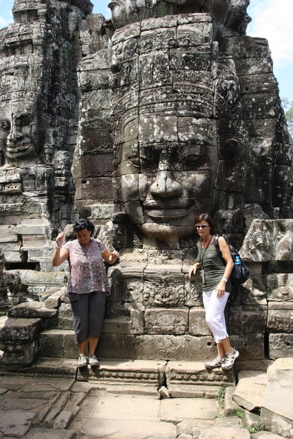 Camboya Increible en La Vanguardia
