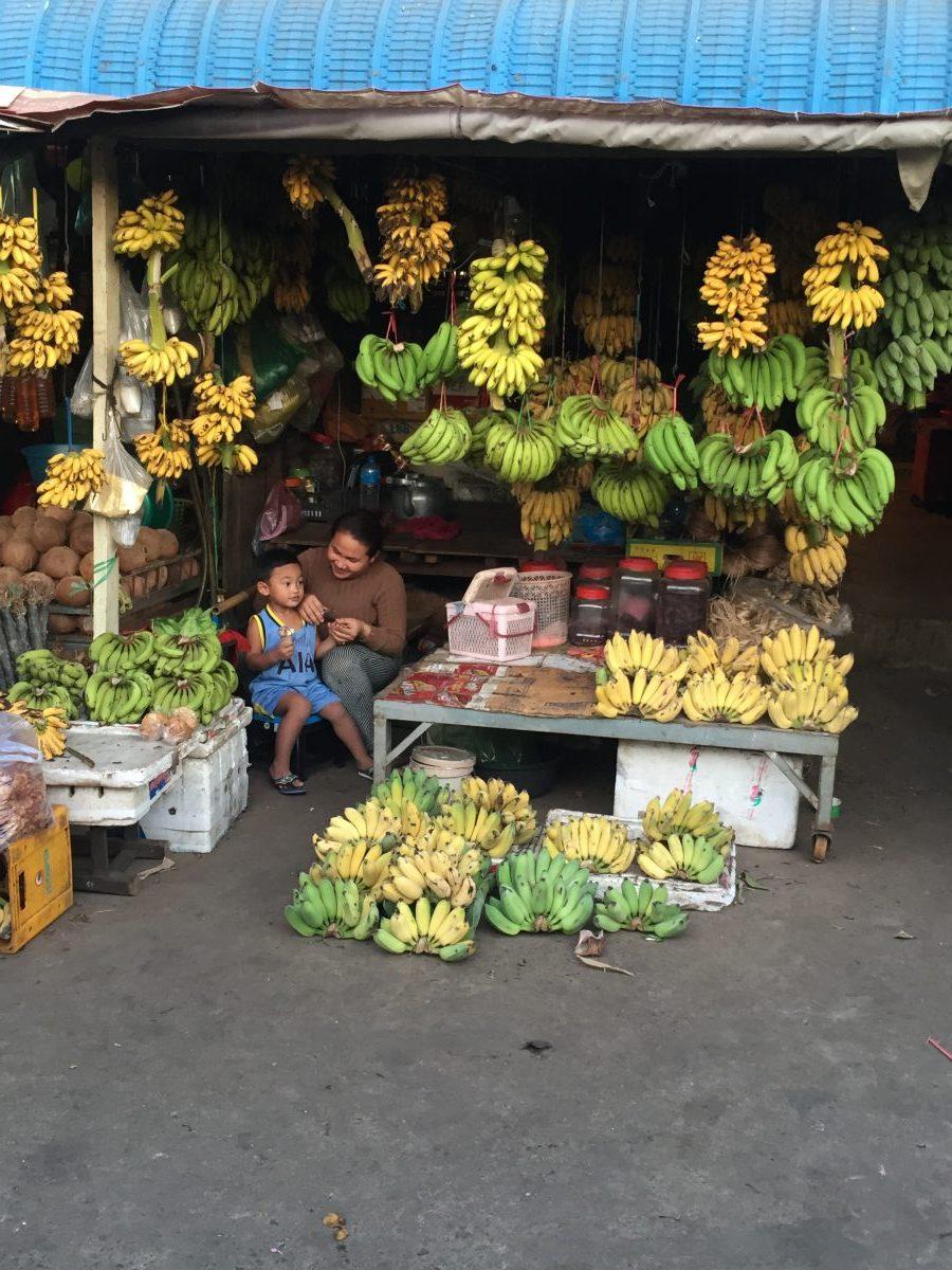 Mari Carmen y Beatriz, un viaje a Camboya
