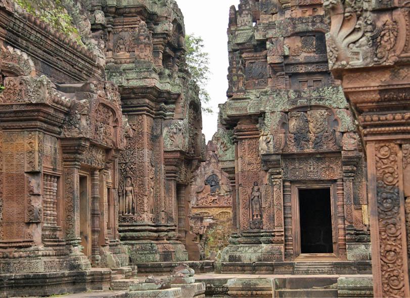 Templos de Camboya y Angkor
