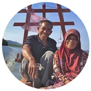 Un ejemplo de viajes sostenibles en Camboya