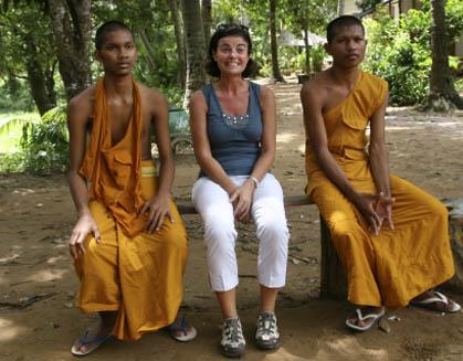Filosofía para viajar a Camboya