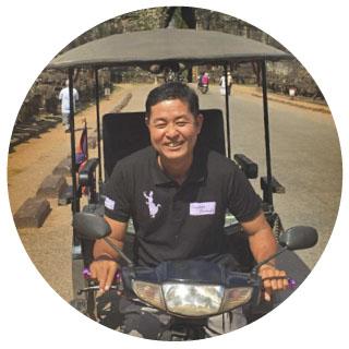 Viajes sostenibles en Camboya