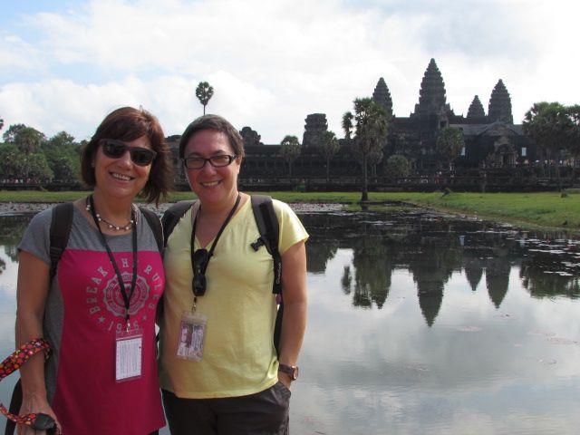 Viaje a Camboya de María José