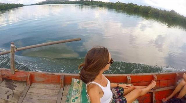 El viaje en Camboya de Arantxa y Jordi