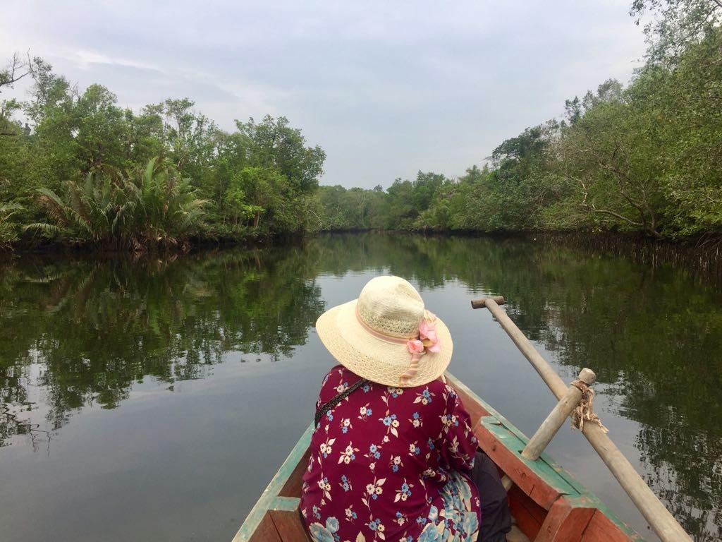 Junglas en Camboya