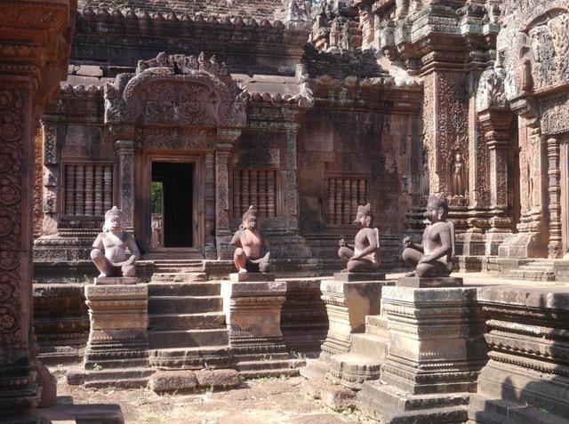 Banteai Srei