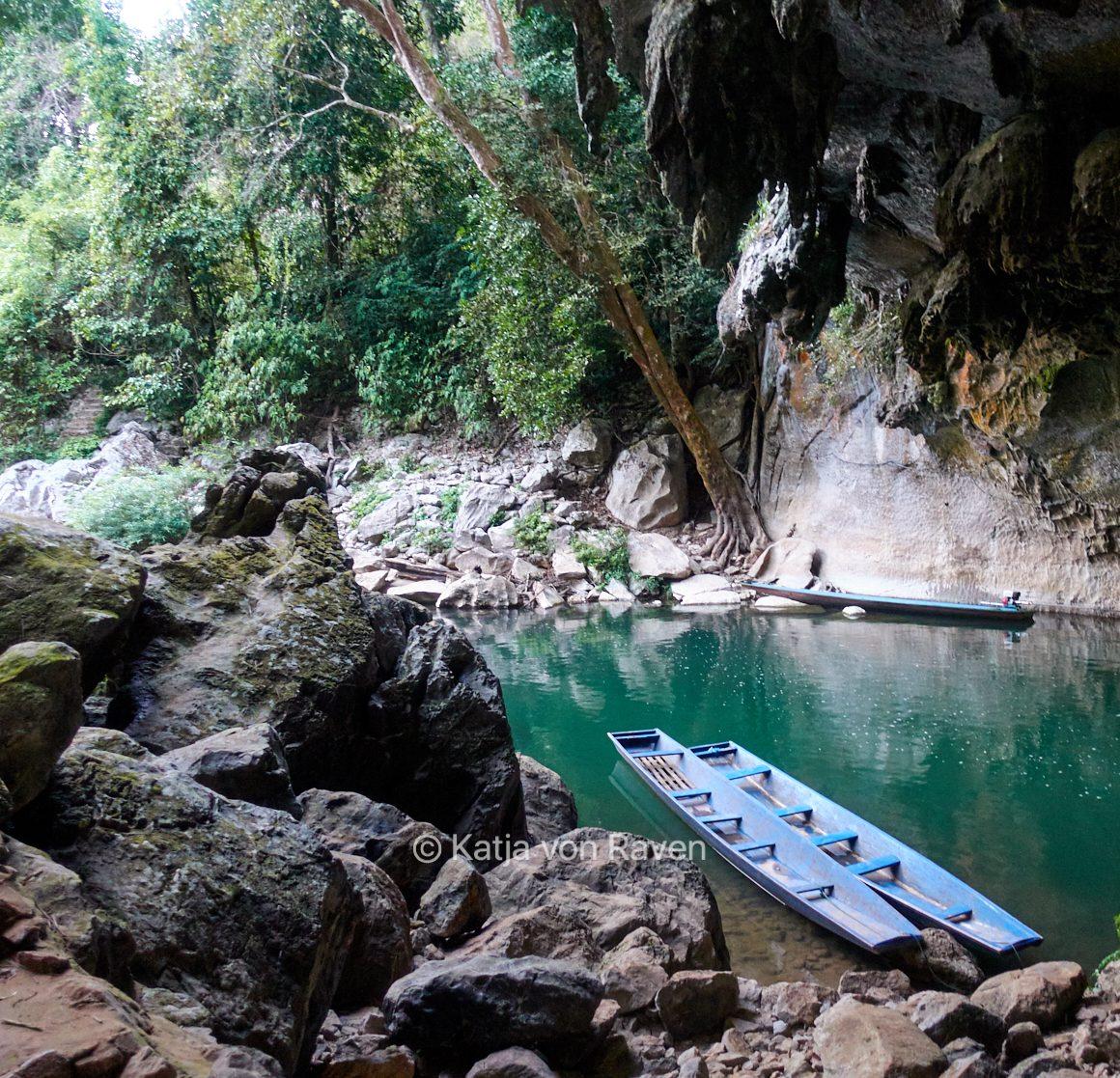 Kong Lor. Laos