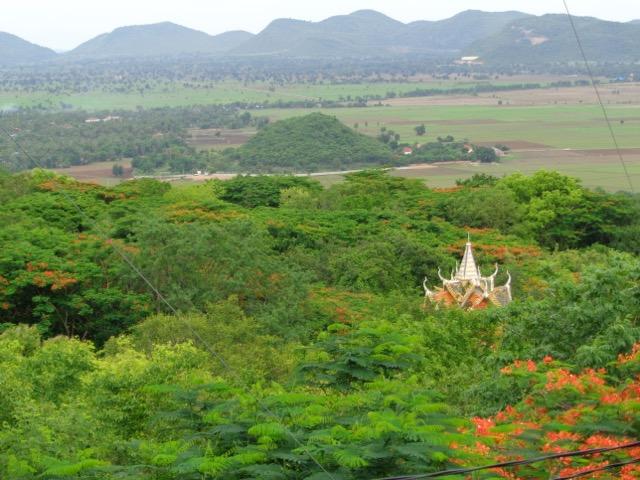 Pagoda en Battambang