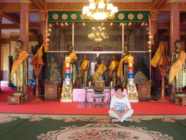 Wat Ounaloung y nieves