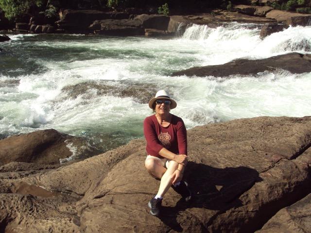 Pilar en Camboya