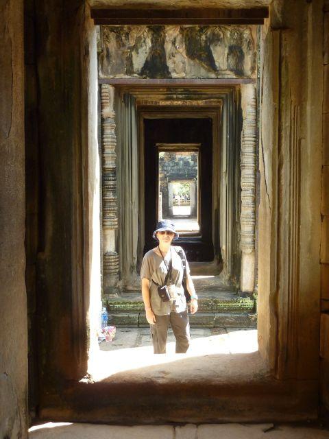 Aixa en Camboya