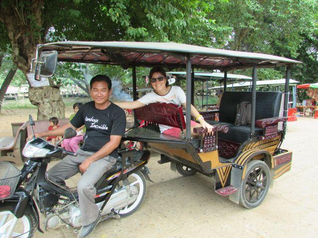 Amor en su viaje a Camboya