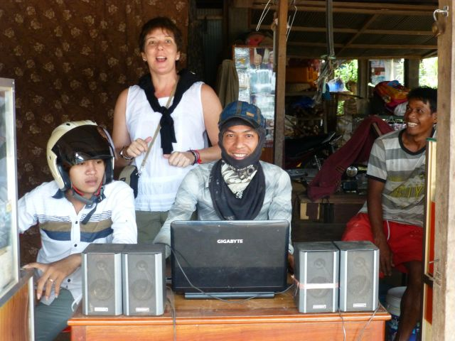 Viaje a Camboya de Ana