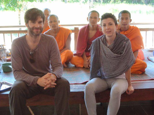 Viaje a Camboya de Antonio y Ana