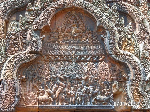Viaje a Camboya de Àngel e Isabel