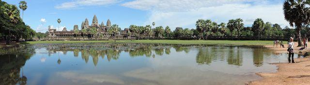 Viaje a Camboya de Ángel e Isabel