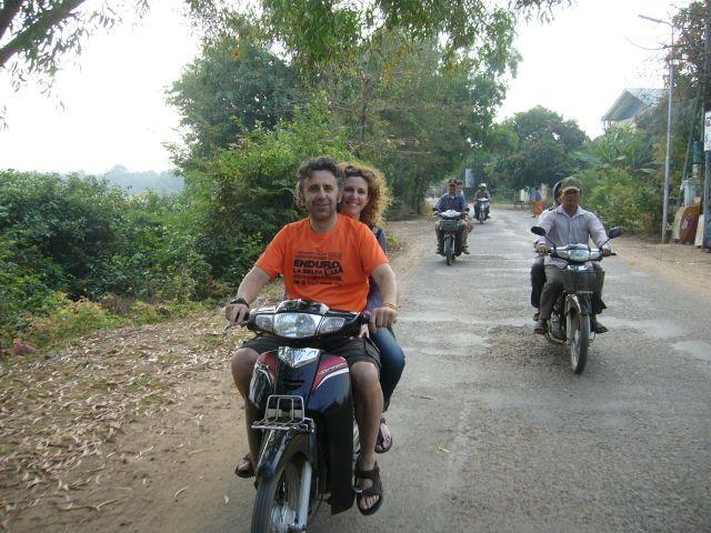 Viaje a Camboya de Maribel y Àngel
