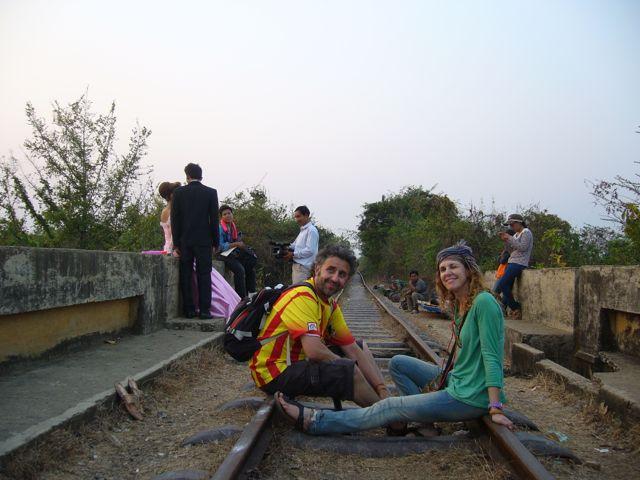 Viaje a Camboya de Àngel y Maribel