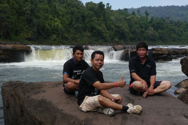 Viaje a Camboya de Belen y Josu