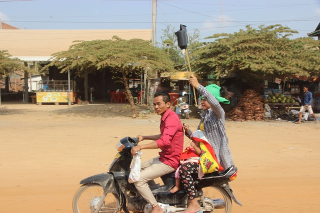 Ambulancia en Camboya