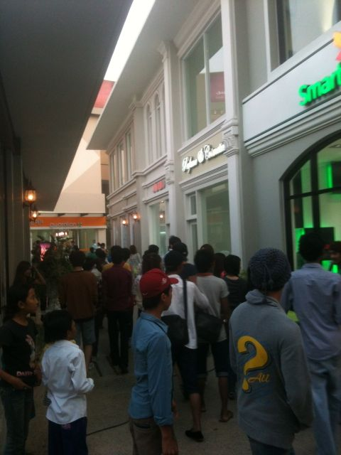 Centro comercial en Camboya