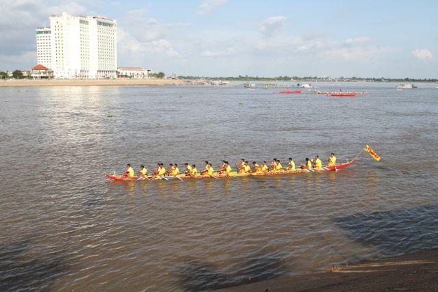 Camboya, Water Festival