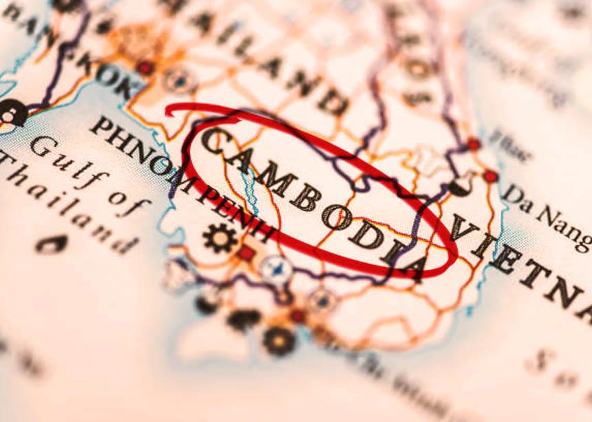 vuelos a camboya