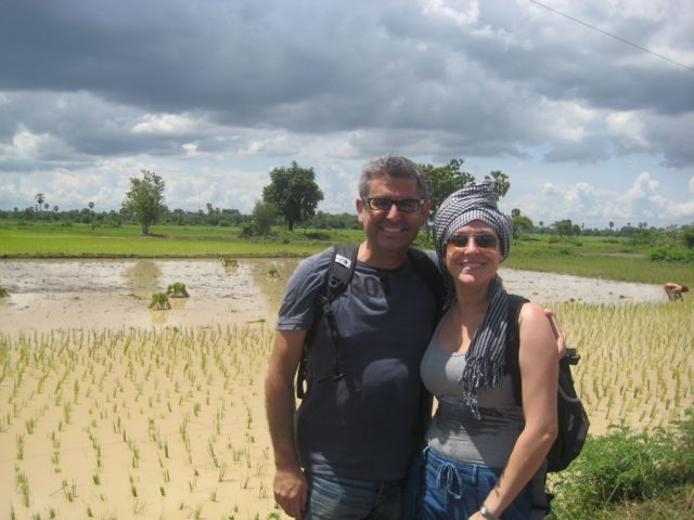 Viaje a Camboya de Genar y Mireia
