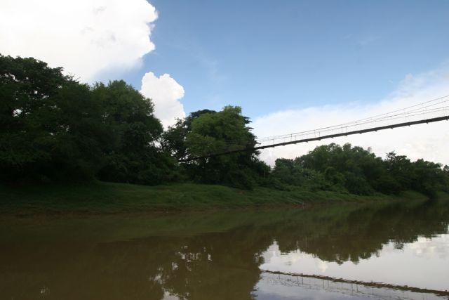 Inundaciones en Camboya