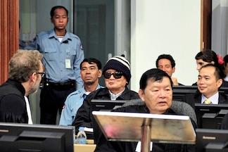 Juicio en Camboya
