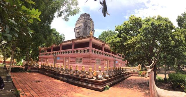 Un templos alejado