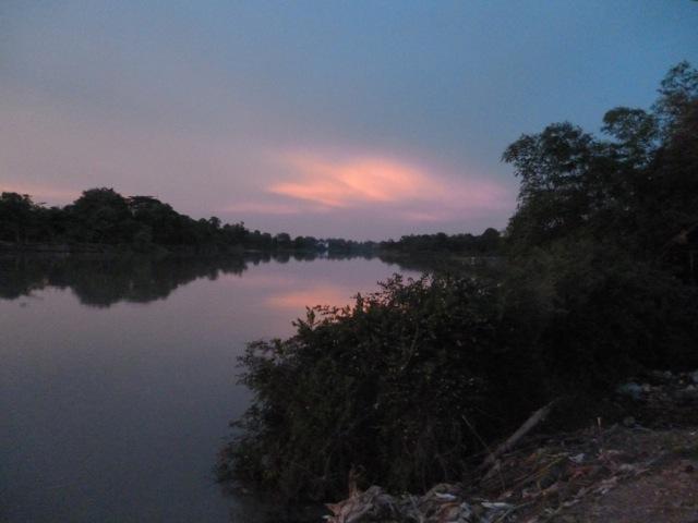 Viaje a Camboya de Lourdes, Berta, Rosa y Carmen