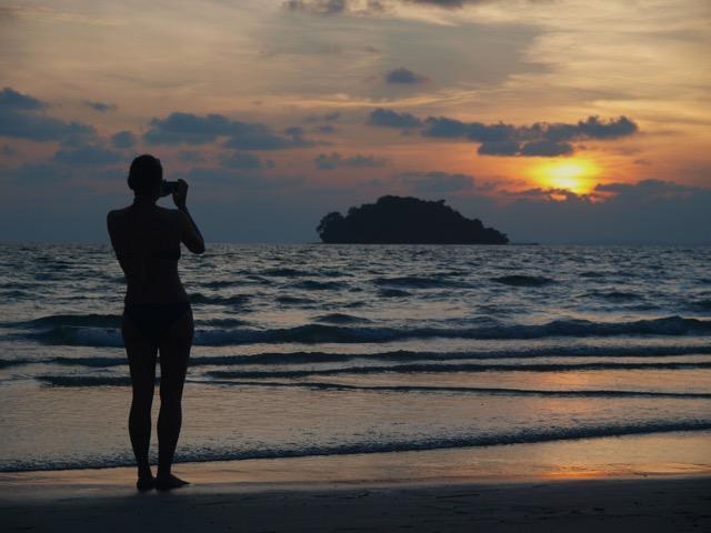 Viaje de Ana María y Mariano en Camboya