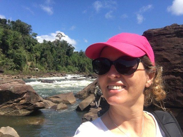 Cascadas en Camboya