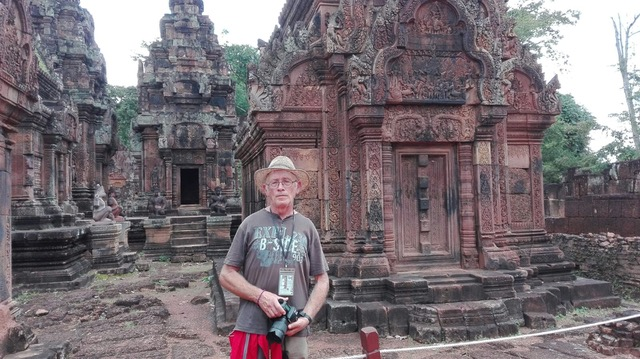 Xavier en Camboya