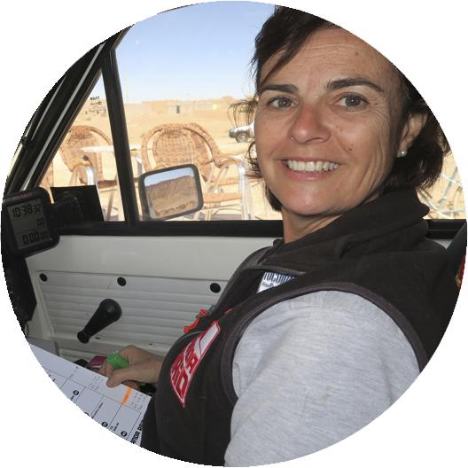 Esther y sus viajes a Camboya