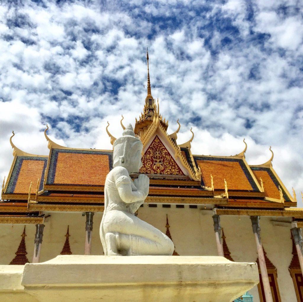 palacio Real en Phnom Penh, Viaje a Camboya