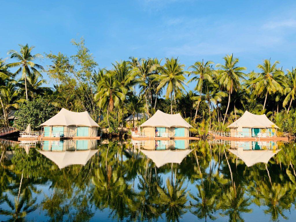 Un viaje increíble, en un hotel increíble en Camboya