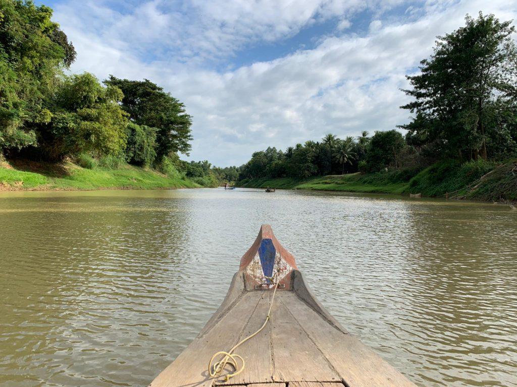 Un río en Camboya