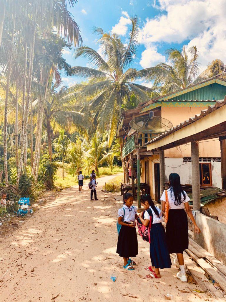Viaje Increible a Camboya, aldea remota