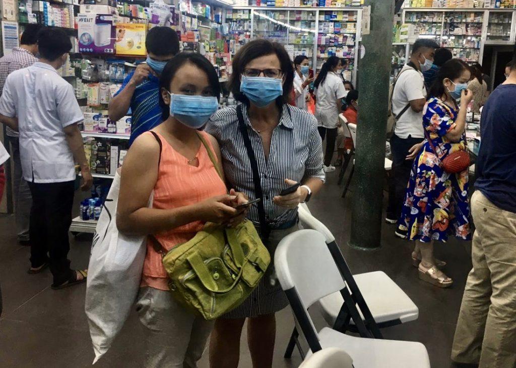 Es seguro viajar a Camboya