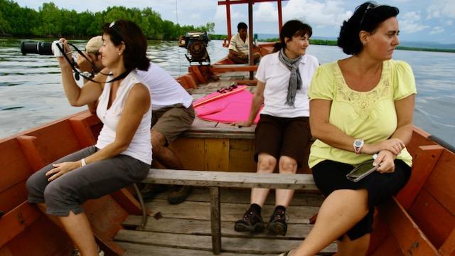 Viajar sola en Camboya